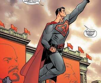 Powstanie film o radzieckim Supermanie?