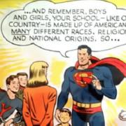 """Powstanie film """"Superman kontra Ku Klux Klan"""". Stworzy go producent serialu """"Castlevania"""""""