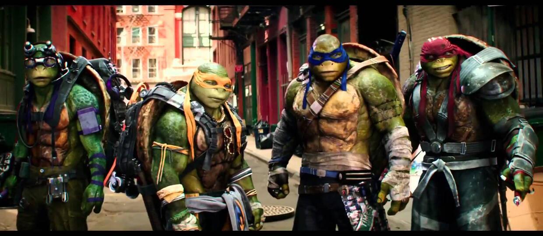 Powstanie kolejny film o Wojowniczych Żółwiach Ninja