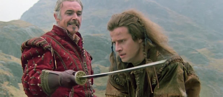 Sean Connery, Christopher Lambert (Nieśmiertelny)