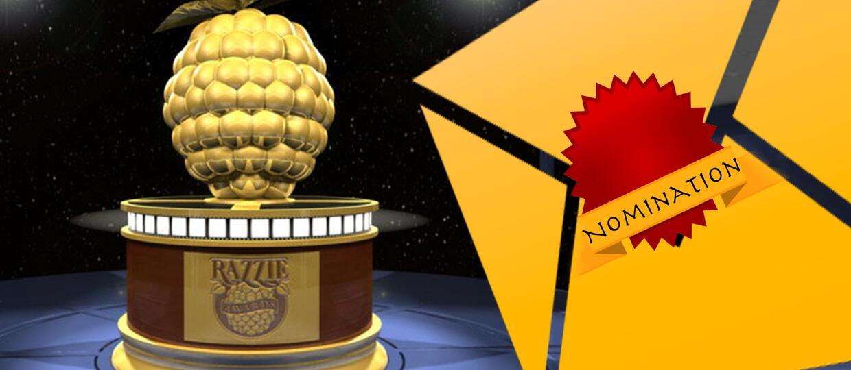 Poznaliśmy nominacje do Złotych Malin 2018