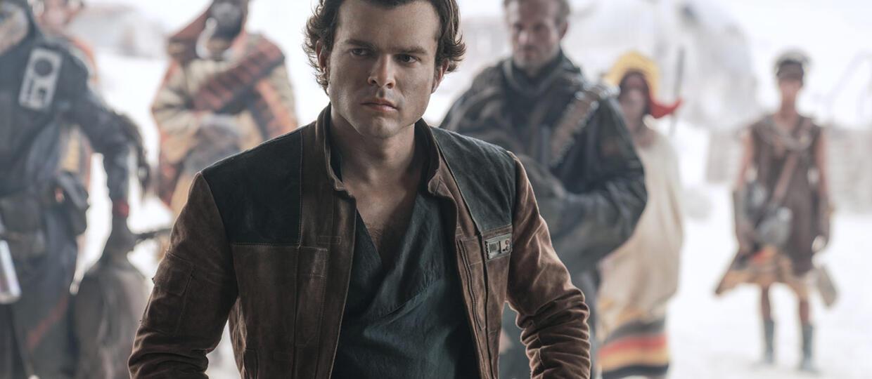 Alden Ehrenreich jako młody Han Solo