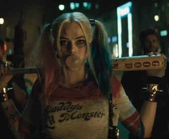 Suicide Squad, Harley Quinn