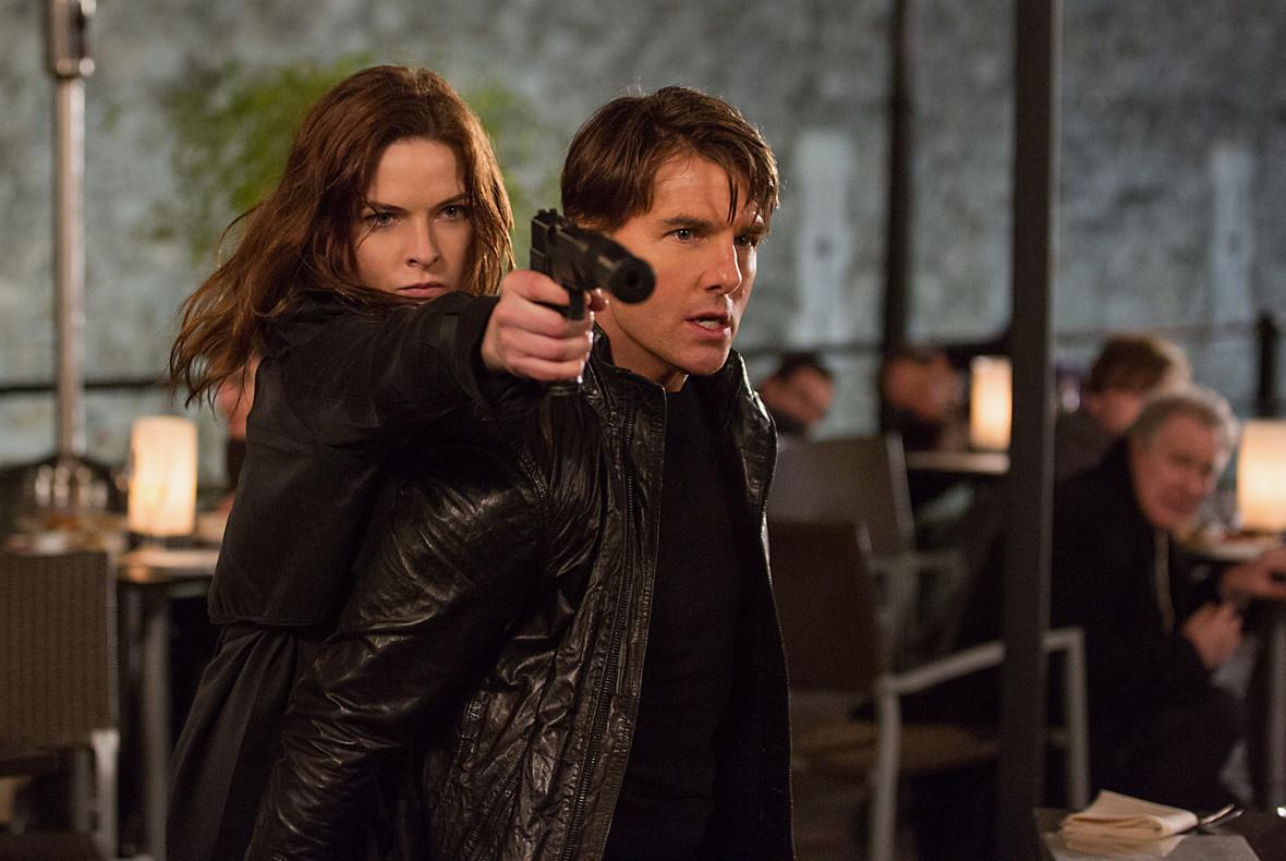 """Prace nad """"Mission: Impossible 6"""" zostały wstrzymane"""