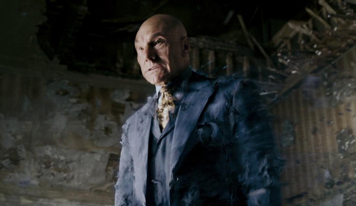 """Profesor Xavier powraca z zaświatów, składając hołd filmowi """"X-Men: Ostatni bastion"""""""