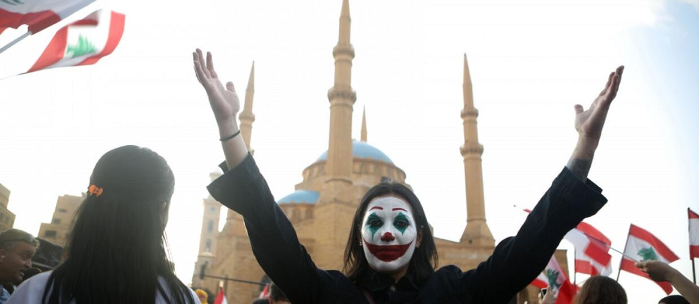 Joker protesty