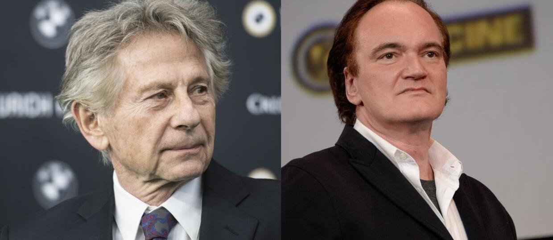 Quentin Tarantino znów na celowniku. Tym razem z powodu wypowiedzi na temat Romana Polańskiego... sprzed 15 lat