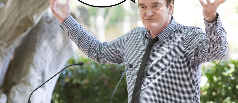 Quentin Tarantino o ulubionej postaci ze swoich filmów