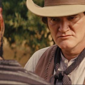 Quentin Tarantino (Django)