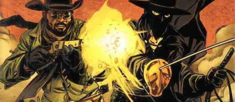 Django/Zorro
