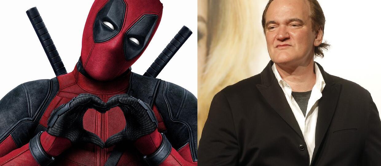 """Quentin Tarantino wyreżyseruje """"Deadpoola 2""""?"""