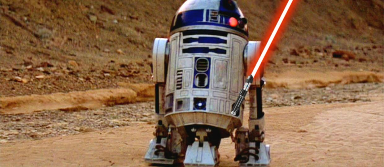 R2-D2 przeszedł na ciemną stronę mocy?