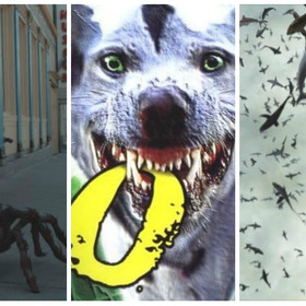"""""""Rekinado 2"""", """"Nuklearna bestia"""", """"Lawantula"""" - horrory klasy B na Halloween w CBS Action"""
