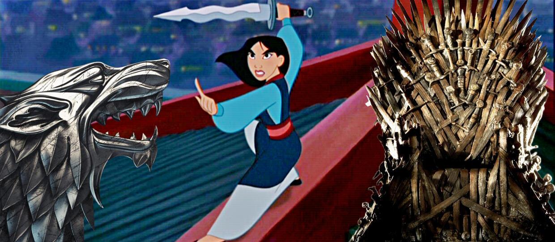 """Reżyser """"Gry o tron"""" zajmie się aktorską """"Mulan"""""""