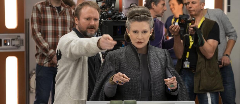 Plan filmu Star Wars: the Last Jedi