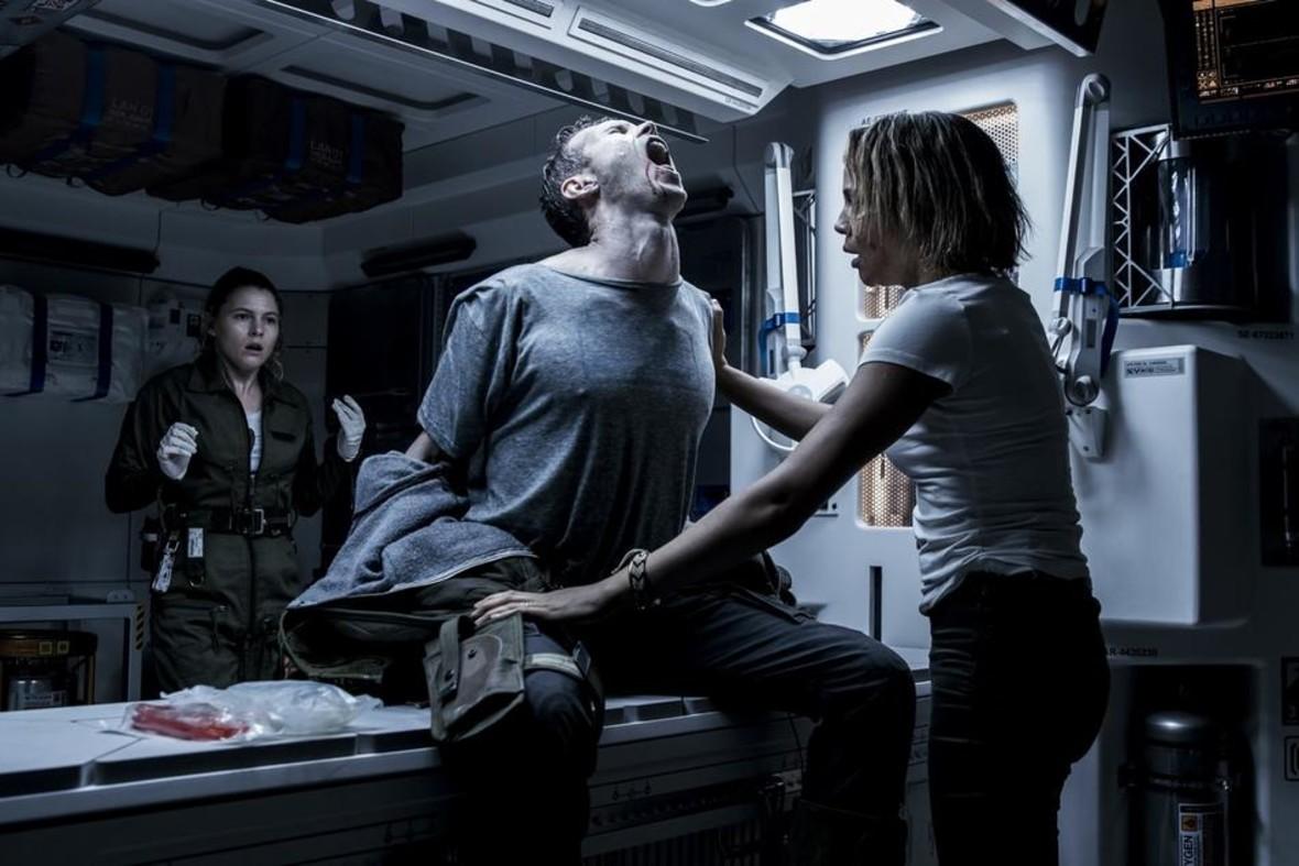 """Ridley Scott ma już scenariusz kolejnego """"Obcego"""""""