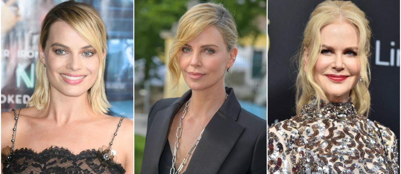 Margot Robbie, Charlize Theron, Nicole Kidman