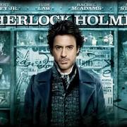 Robert Downey Jr. jako Sherlock Holmes
