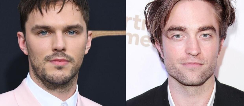 Nicholas Hoult i Robert Pattinson