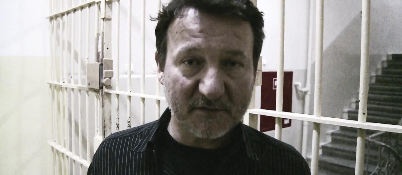 """Robert Więckiewicz trafił z """"Konwojem"""" do więzienia"""