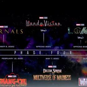 Faza 4 Marvel Studios