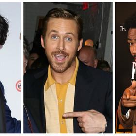 Ezra Miller, Ryan Gosling, Donald Glover