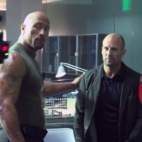 Deadpool, Jason Statham i The Rock