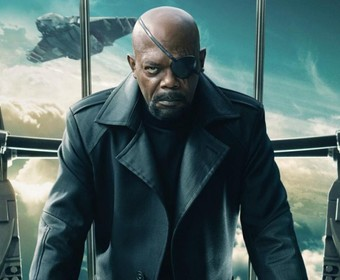 Samuel L. Jackon (Nick Fury)