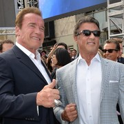 Arnold Schwarzenegger i Sylvester Stallone