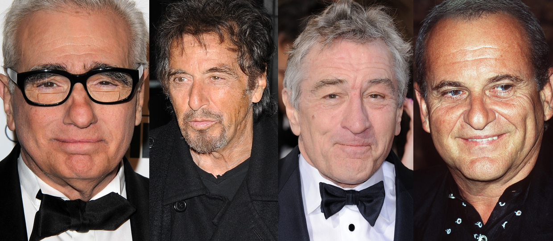 Scorsese zrobi film z De Niro, Pacino i Pescim