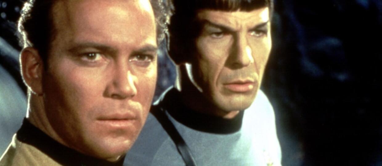 Star Trek Spock i Kirk