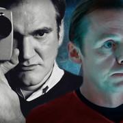 Star Trek Tarantino Pegg