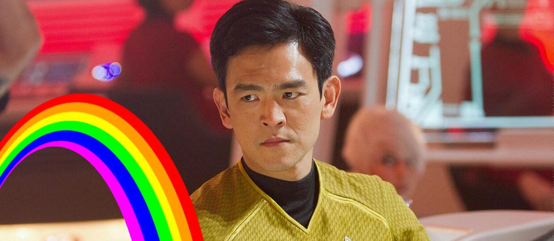 """""""Star Trek: W nieznane"""" pokaże postać homoseksualną"""