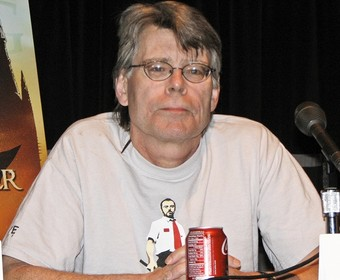 "Stephen King o ""Grze o Tron"""