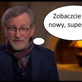 """Steven Spielberg jest narratorem nowego zwiastuna """"Ready Player One"""""""