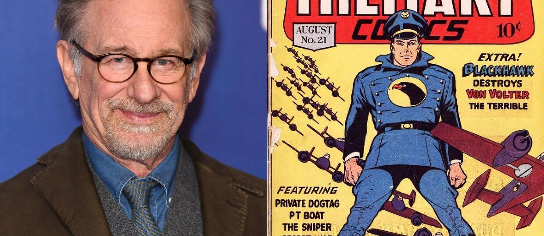 Steven Spielberg Blackhawk