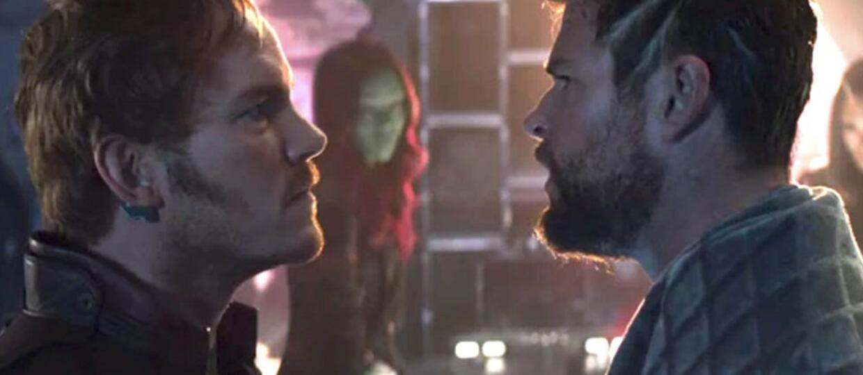 """""""Strażnicy Galaktyki 3"""" doczekali się fanowskiego plakatu z Grubym Thorem"""