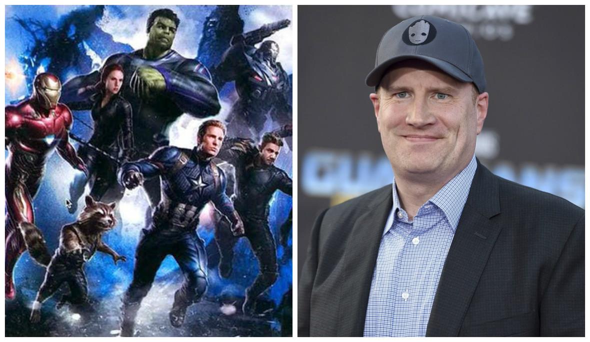 Avengers 4, Kevin Feige