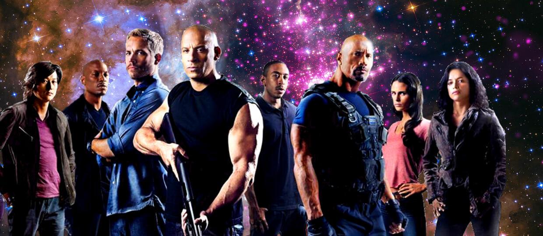 """""""Szybcy i wściekli 9"""" będą się rozgrywać w kosmosie?"""