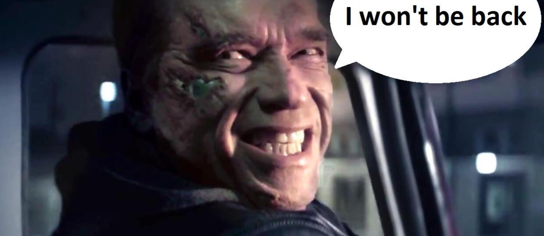 """""""Terminator: Genisys"""" bez kontynuacji"""