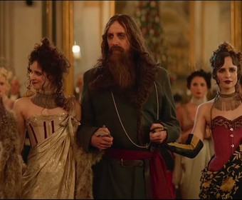kadr z filmu The King's Man