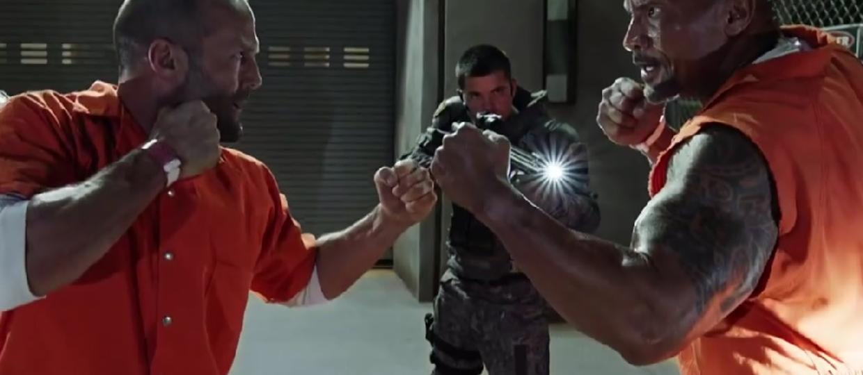 """The Rock, Jason Statham i Charlize Theron w spin-offie """"Szybkich i wściekłych"""""""