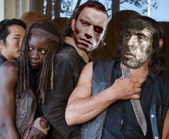 """""""The Walking Dead"""" 8. jak filmy Schwarzeneggera i Stallone'a"""