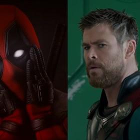 Thor spodobał się Deadpoolowi. Czy to początek pięknej przyjaźni?