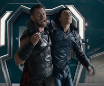 """Thor woła o pomoc w nowym klipie z filmu """"Thor: Ragnarok"""""""