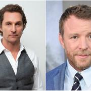 Matthew McConaughey i Guy Ritchie