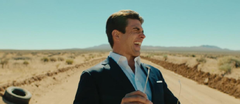 Tom Cruise na prezydenta