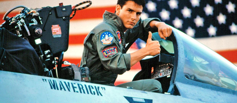 """Tom Cruise potwierdził, że powstanie """"Top Gun 2"""""""