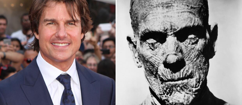 "Tom Cruise zagra w ""Mumii""?"