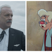 Tom Hanks (Sully) i Gepetto (Pinokio)